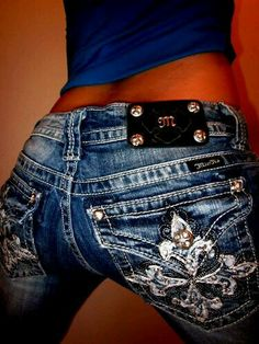 Miss me jeans are just asdfghjkl