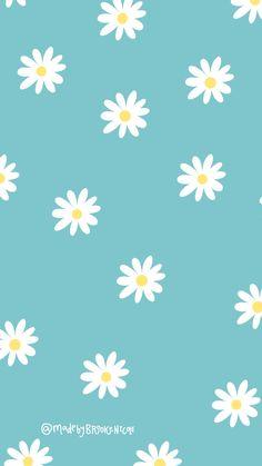 iPhone wallpaper fun flowers groovy Flowery Wallpaper, Iphone Wallpaper Glitter, Old Wallpaper, Screen Wallpaper, Pattern Wallpaper, Wallpaper Backgrounds, Aesthetic Iphone Wallpaper, Aesthetic Wallpapers, Instagram Frame