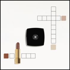La collection de maquillage Coco Code, printemps-été 2017 de Chanel