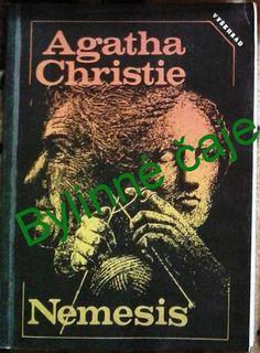 Nemesis - Ahatha Christie Cover, Books, Movie Posters, Livros, Libros, Film Poster, Livres, Book, Film Posters