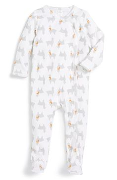 Free shipping and returns on Nordstrom Baby One-Piece (Baby) at Nordstrom.com. A cozy cotton one-piece breathes easy so baby stays comfy.