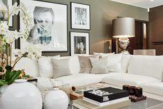The Netherlands / Huizen / Head Quarter / Show Room / Living Room / Avalon / Cravt / Milano / Stout Verlichting / Jacqueline Kenndey-Onassis / Roger Moore / Ron Galella / Eric Kuster / Metropolitan Luxury