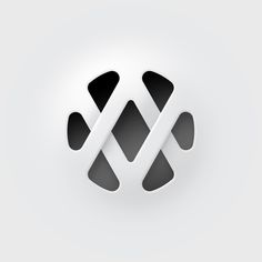 AV logo by Akos Venesz, via Behance