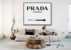 Grown-Up Wall Posters to Buy Online | StyleCaster