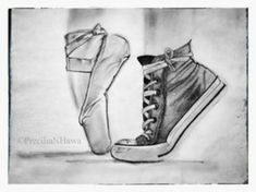 Ballet shoes converse …