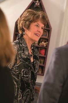 """Carol Aastad at Milagro House's Evening of Miracles (""""Life of a Party,"""" October 2014; photos by Nick Gould)"""