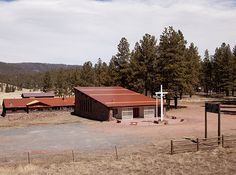 St. Helena Catholic Church, Alpine, AZ