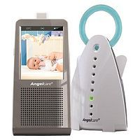 Angelcare AC1120  Digital Video & Sound Baby Monitor. 676 Advantage card points. The Angelcare AC1120 2-in-1 digital baby monitor watches over your baby when you cant. You can see your baby on the high quality video screen (day and night) and enjoy crystal clear and secure digital sound quality.