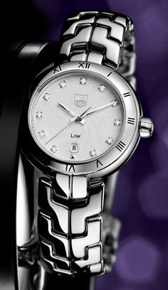 Luxury Tag Heuer Watches for Ladies. #luxurywatches #women #womenstyle #womenfashion #styleinspiration #diamond http://www.johnsonwatch.com/tag-heuer.php