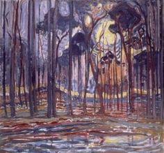 Ferdinand Hodler entre Symbolisme et Post-Expressionnisme