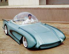 Larry Watson Painted X-Sonic - Custom Car ChronicleCustom Car Chronicle