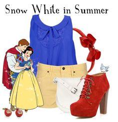 Branca-de-Neve-In-Summer