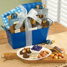 NEW Blue Canyon Gift Basket $39.95 #Harry #David