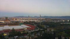 #Murcia desde el #Campus de Espinardo de  @umnoticias