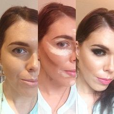 Highlight and contour tips personal style pinterest contours laura louise makeup beauty contouring k dash style a ccuart Image collections