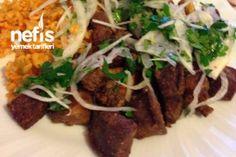 Arnavut Ciğeri – Nefis Yemek Tarifleri