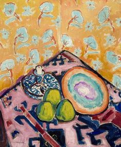 #thinkcolorfully alfred henry maurer