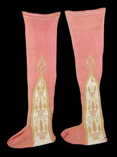 Stockings  1st quarter of the 19th century  The Metropolitan Museum of Art