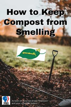Keep Compost from Smelling / PBS-TV's Garden Rx starring Loren Nancarrow shows you how to keep your compost pile from stinking.