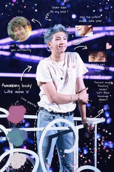 38 Best Namjoon images in 2019 | Bts boys, Rapmon, Toddler girls