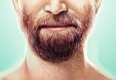 How to Paint Realistic Hair in Adobe Photoshop: Short Hair & Beards  Design Envato Tuts Design & Illustration