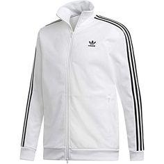 0ea0225c0c1 adidas Originals Blousons ete dv1521 Beckenbauer TT Blanc  sportswear   sportsweardamen  sportswearherren  sportswearsale