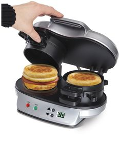 Breakfast Sandwich Maker by Hamilton Beach - KitchenRave - 6