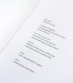 Warten auf Godot – Ein typografisches Schauspiel