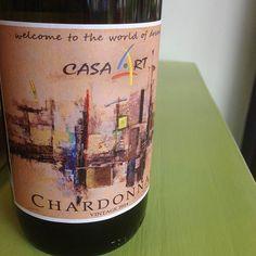 Chardonnay Casa Art