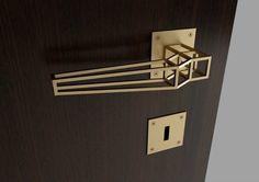 studioforma associated architects : outline    door handle