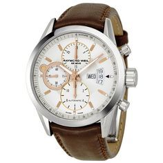 4565a56770a87 40% Off was  3,227.00, now is  1,922.00! Raymond Weil Freelancer  Chronograph Automatic Mens