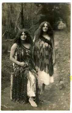 Maori twins