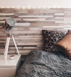 cute vintage and rose gold bedroom minimalistic bedroom wood wall