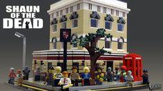 Shaun of the Dead Lego Cuusoo set.