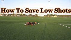 Goalkeeper Training: How To Save Low Shots – World Soccer News Soccer Pro, Soccer Goalie, Football Drills, Soccer Coaching, Soccer News, Youth Soccer, Soccer Ball, Soccer Stuff, Soccer Sports