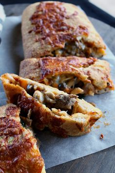 Cheesesteak Stromboli | 24 Recipes That Prove Steak And Cheese Are Meant To Be