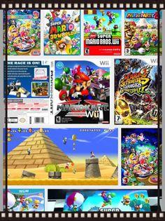 Los juegos de Mario Bros nunca pasan de moda para mi (y para Wii!!!!)