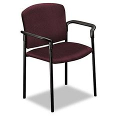 HON4071NT69T - Pagoda 4070 Series Stacking Arm Chairs by Hon. $347.83. Upholstered seat cushions for enhanced comfort. Stylish fan-style back. Durable steel frame provides strength and stability. Recommended Applications: Guest, Reception, Waiting Room & Lounge; Seat/Back Color: Wine.