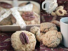 Assortiment de biscuits végétaliens friables