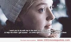 Now Is Good (2012) movie quote