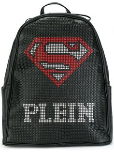 Shop Philipp Plein 'Corona' backpack.