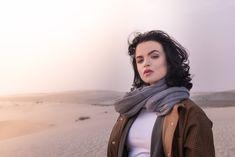 "Brigitte Stanford ""brigford's"" Advertising Campaighn shot for Grid Agency for Qatar Tourism"