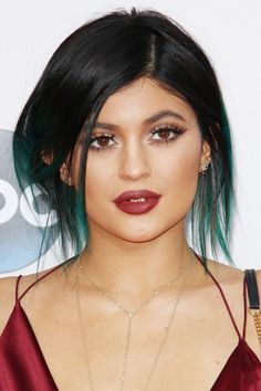 All Of The Flawlessness From Last Night's AMAs Red Carpet #refinery29  http://www.refinery29.com/2014/11/78490/red-carpet-hair-makeup-amas-2014#slide-8  Kylie Jenner  We got the full lowdown on Kylie's dramatic look from last night, right here....
