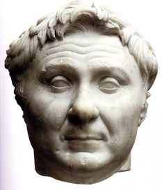 Pompey the Great - another nail in the Republic's coffin. He entered into the first Triumvirate with Caesar and Crassus, and married Caesar's daughter. However, after her death and Crassus', the ties between Caesar and Pompey were strained. Caesar was abandoned. The Rubicon was crossed, and the Republic died.