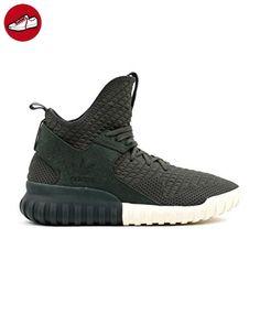 Swift Run Primeknit, Sneakers Basses Mixte Adulte, Blanc (Footwear White/Off White/Core Black), 48 2/3 EUadidas
