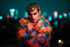 Artistic portrait session #drag #dragqueen #makeup #beauty #purple #genuine #colorful #lgbt #nikon #d850 Queen, Portrait, Lgbt, Nikon, Crown, Purple, Makeup, Artist, Color