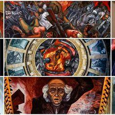 10 obras para recordar el trabajo de José Clemente Orozco