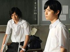 """Yudai Chiba x Kento Yamazaki, J drama """"Kuro no onna kyoushi"""", 2012  [Eng. sub] http://www.gooddrama.net/japanese-drama/kuro-no-onna-kyoushi-episode-1、"""