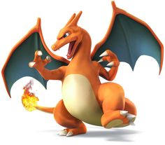 Charizard | Super Smash Bros. for 3DS and Wii U (Pretty sure every Charizard fan out there is going to be using him all the time) http://amzn.to/2luw5mX