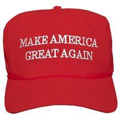 Make America Great Again! Donald J Trump for President baseball cap